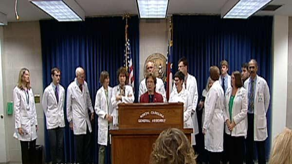 Doctors weigh in on Obamacare's future in NC