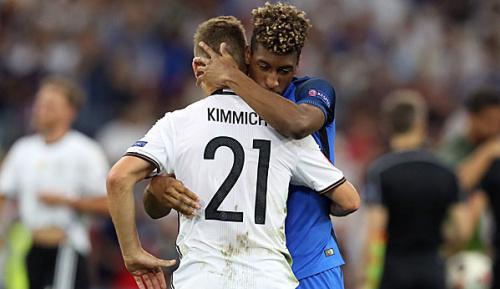 Bundesliga: Ancelotti: Kimmich und Coman bleiben
