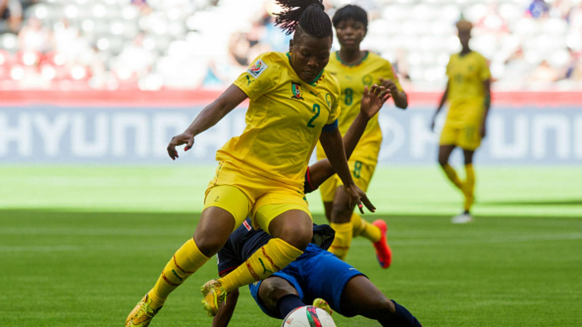 Cameroon's Christine Manie relives Women's World Cup qualification ...