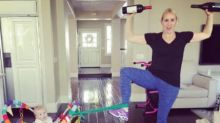 This Mom Recreates Celebrity Moms' Photos and It's Hilarious