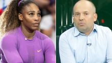 'Extreme racism': TV host's shocking on-air comments about Serena Williams