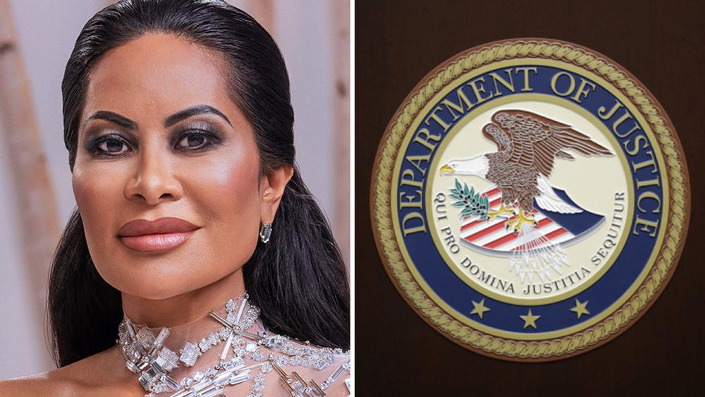 'Real Housewives of Salt Lake City' star Jennifer Shah and her assistant are arrested for fraud after 'cheating hundreds of people over the past decade in a nationwide telemarketing scam'