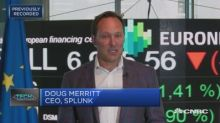 Splunk CEO: Businesses in early days of data-driven decis...