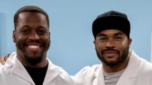 Retired NFL Athletes, Steve Smith, Sr. and Johnathan Stewart, Partner with cbdMD