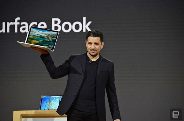 Microsoft's Surface Book i7 offers twice the graphics power