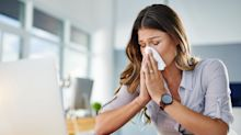 Should you go to work when you have a cold?