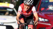 Olympics-Cycling-Austrian Kiesenhofer stuns Dutch to win road gold