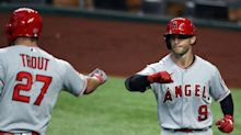 A's acquire veteran infielder Tommy La Stella from division rival Angels