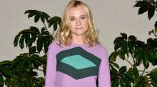 Diane Kruger Wants You to See This Photoshopped Picture of Herself
