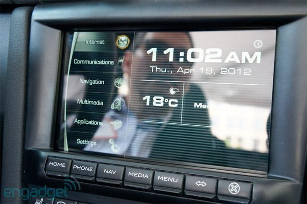 QNX and Panasonic link up to bring fancy in-car infotainment systems to more showrooms