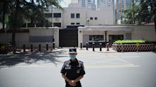 Chinese authorities take control of US Consulate in Chengdu