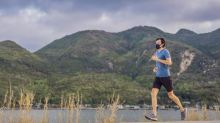 Doctor runs 22 miles in face mask to prove they don't lower oxygen levels