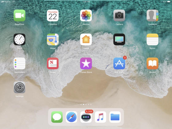 iOS 11 is here with improved multitasking and AR
