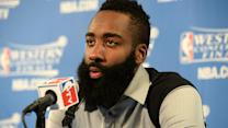 RADIO: Rockets' Harden on how things change with Ty Lawson