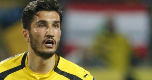 Foot - ALL - Dortmund - Nuri Sahin prolonge son contrat avec Dortmund jusqu'en 2019