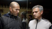 Gossip: Mourinho 'reveals' he would have quit any other club but United as Zidane 'prepares to take his job'