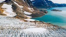 I ghiacciai in Groenlandia si sciolgono 7 volte più velocemente rispetto agli anni '90