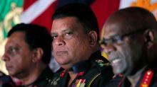 Sri Lanka names war veteran as army chief, U.S., U.N. critical of decision