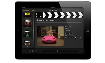 Smoovie for iPad: A stop-motion app for kids (and adults young at heart)