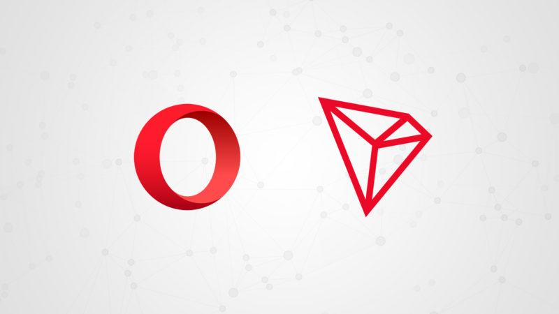 Opera to support TRON blockchain, with others to follow
