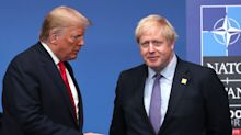 Johnson Signals UK Will Bow To Trump Demand To Block Huawei From 5G Network