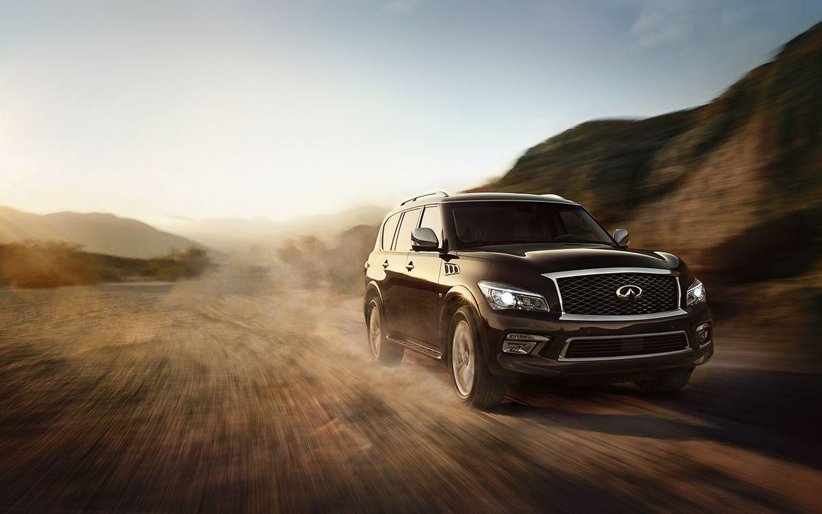 """<p><strong>2.36 times</strong> more likely to be stolen than the average 2016–2018 model<br></p><p><a href=""""https://www.caranddriver.com/infiniti/qx80"""" rel=""""nofollow noopener"""" target=""""_blank"""" data-ylk=""""slk:The humongous Infiniti QX80"""" class=""""link rapid-noclick-resp"""">The humongous Infiniti QX80</a> makes this list twice (the all-wheel-drive version occupies the 20th spot), and it is the only full-size luxury SUV to make an appearance in the top 20. Surprisingly, the Cadillac Escalade doesn't land on the IIHS list at all, even though in previous years it topped the chart. According to IIHS, the Slade fell off the list because Cadillac began adding more anti-theft devices to that hulking SUV for the 2015 model year.</p>"""