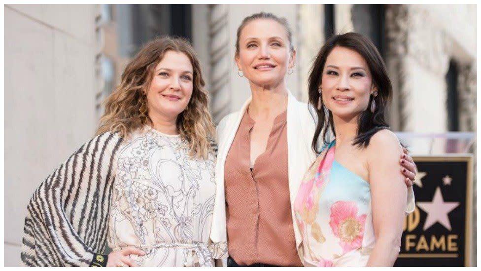 Ageless Charlie's Angels stars' heartwarming reunion