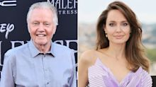Jon Voight on What Makes Angelina Jolie a Good Mom: 'She Loves Her Kids' & Is 'Always Involved'