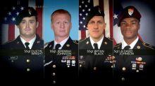 Pentagon to investigate ambush in Niger that left 4 US soldiers dead