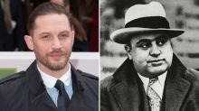 Tom Hardy Shares First Photo as Al Capone in 'Fonzo'