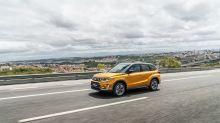 2019 Suzuki Vitara SUV Facelift - Detailed Image Gallery