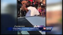 18 Alcorn State football players arrested in connection with brawl (Video)