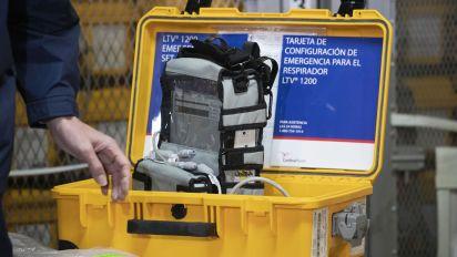 Fact check: Is New York hoarding ventilators?