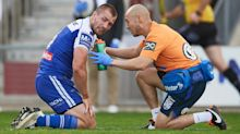 Bulldogs star Foran set to face Knights after injury scare
