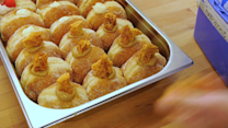 """FOOD CURATED: London's Famous """"Custard Grenade"""" Donuts"""