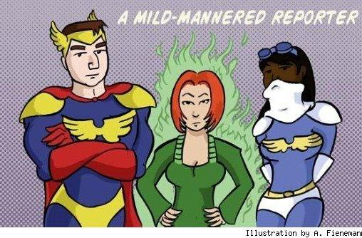 A Mild-Mannered Reporter: City of Heroes 2