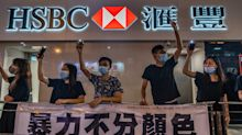 Hong Kong protests: How they're hurting big companies