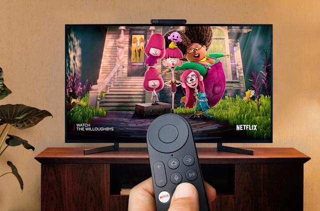 Netflix now works on Facebook's Portal TV