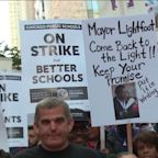3rd Day with No Classes for Chicago Public School Students as Teachers Strike Continues