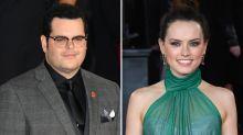 Netflix Buys Josh Gad-Daisy Ridley's 'Super-Normal' Movie Project