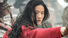 This is when Disney's live-action remake of Mulan is being released