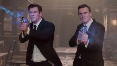 New Men in Black trailer goes heavy on Liam Neeson