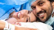 Patricia Abravanel dá à luz terceiro filho