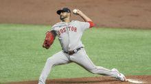 Verdugo, Chavis homer to back Pérez as Red Sox beat Rays 5-0