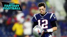 Fantasy Football Podcast: Tom Brady waves goodbye to New England and more Free Agency talk