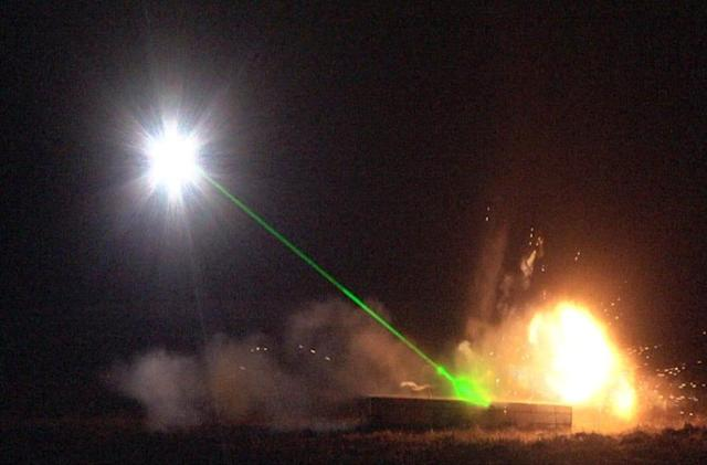 Army and Air Force team up for laser-based landmine sweepers