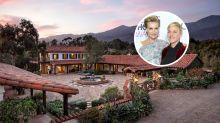 Ellen DeGeneres Makes Off-Market Sale in Montecito (EXCLUSIVE)