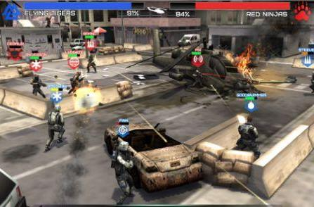 Daily iPhone App: Rivals at War is fun but way too freemium