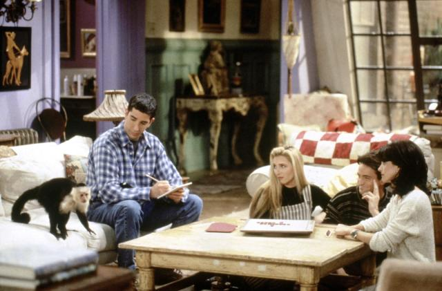 'Friends' will be there for you on Netflix 'through 2019' (update)