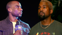 Charlamagne tha God on Kanye West's mental health issues: 'He's full of s***'